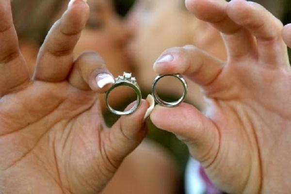 mất nhẫn cưới