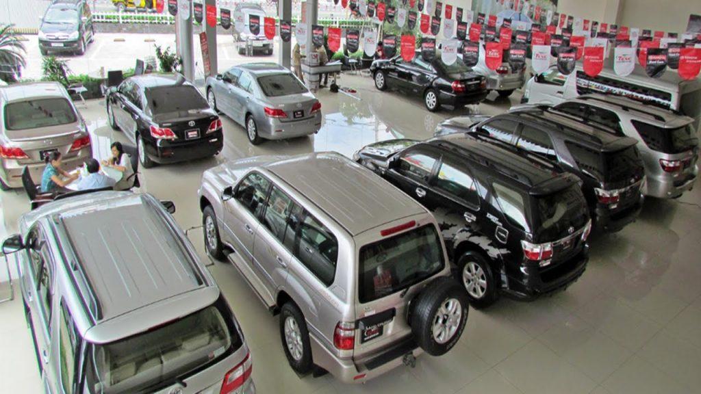 bán ô tô